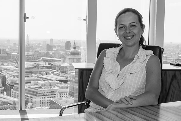 IKYB Ltd - Yuliya Syzonenko - Managing Director